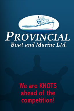 Provincial Boat and Marine – Manufacturers of 42' and 45' Fiberglass Fishing and Pleasure Boats in Eastern Canada